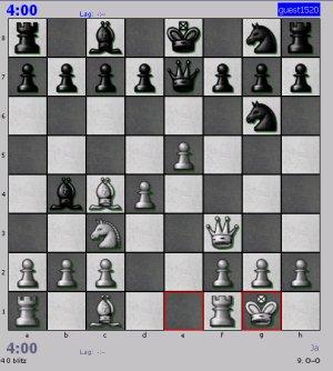 Halloween Atak cz-3 szachy - 1