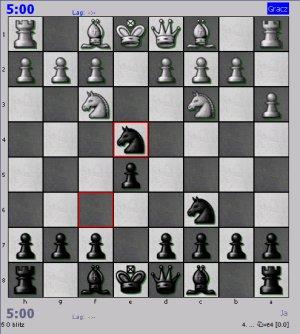 Halloween Atak cz-3 szachy - 4