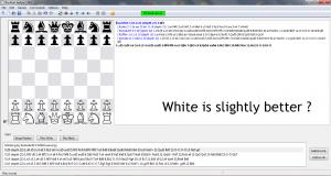 Tarrasch chess GUI
