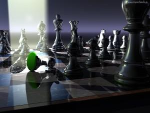 Tapeta szachowa 2