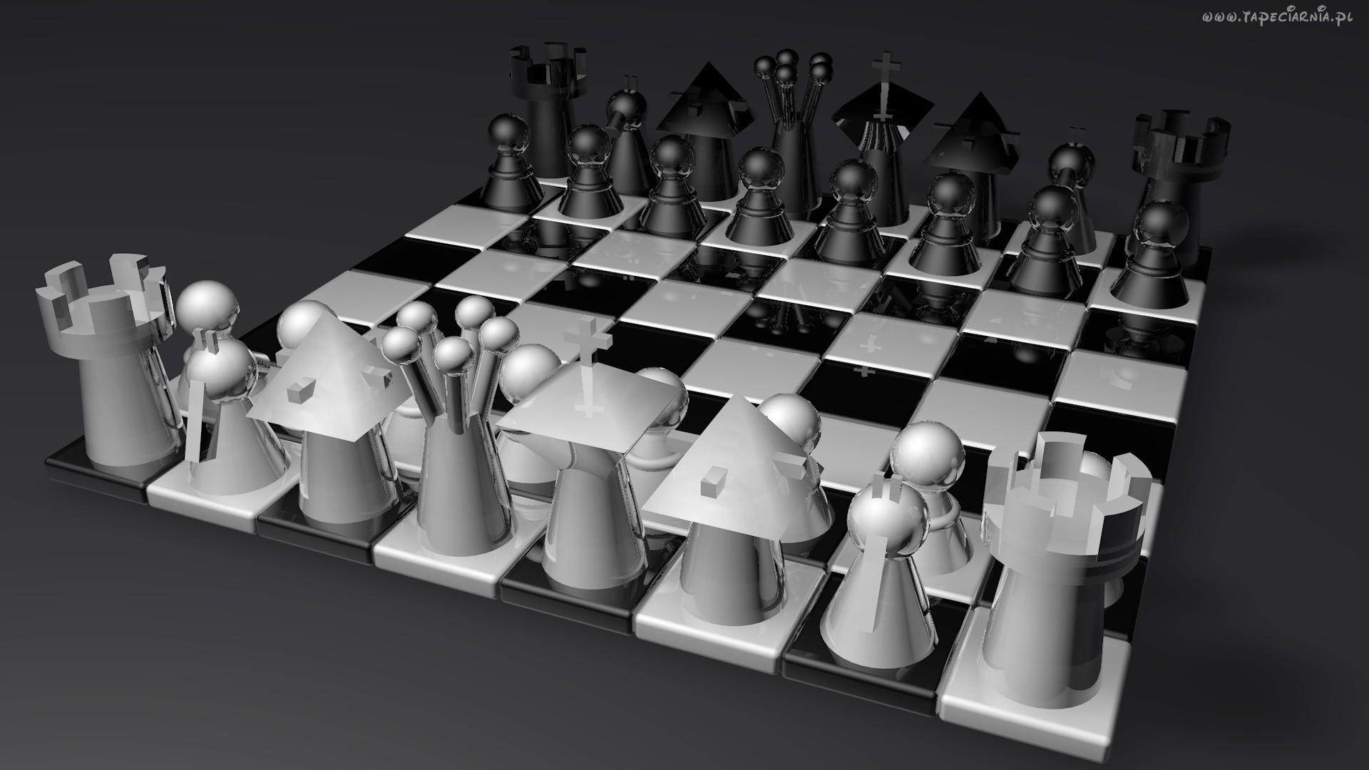 Tapeta szachowa 3