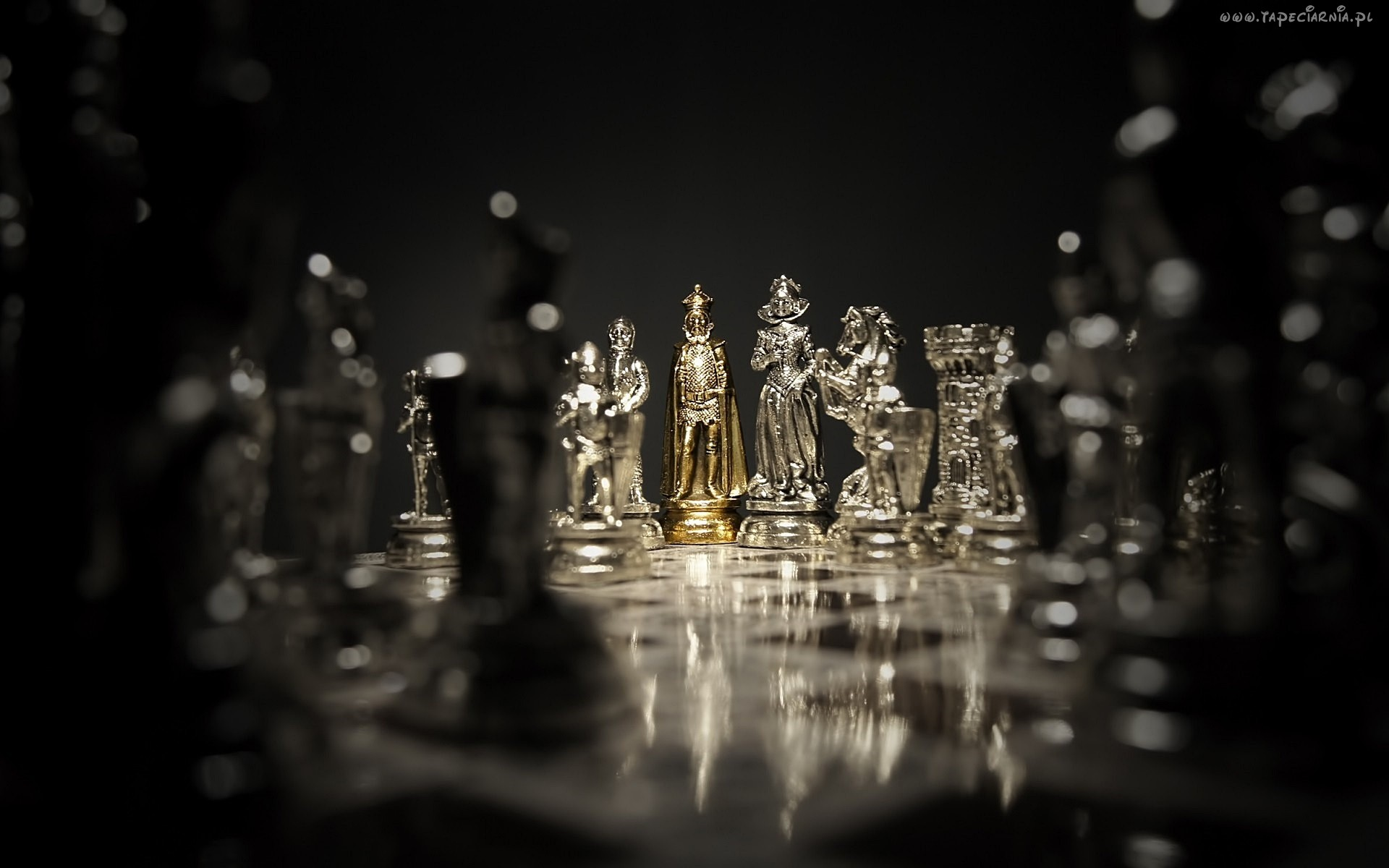 Tapeta szachowa 7