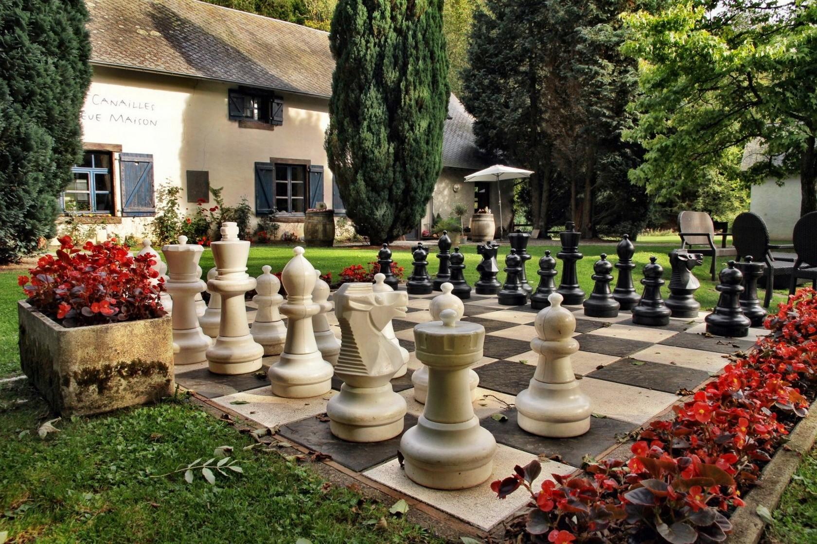 Tapeta szachowa 8